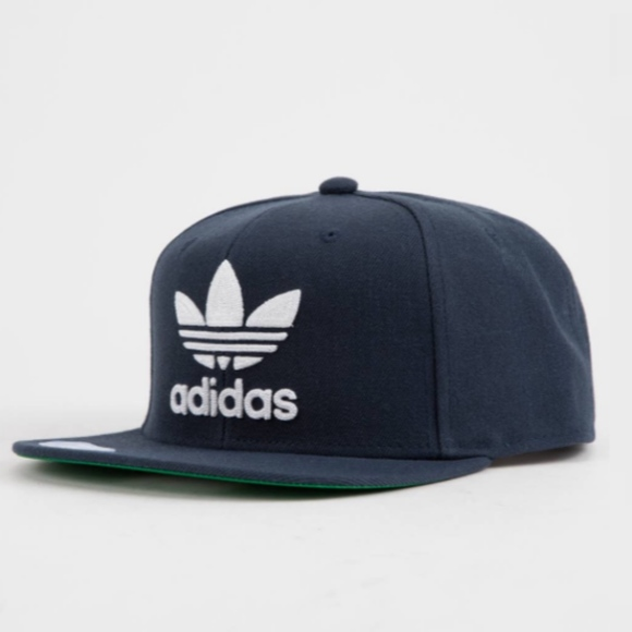 d05df0ac856 adidas Originals Trefoil Chain Men s Snapback Hat